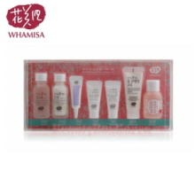 WHAMISA Organic Flowers Deluxe Set 7items