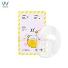 WONJINEFFECT Withbee Honey Bomb Mask 1.5g+1.5g+20g