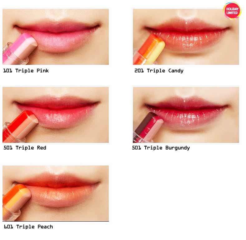 Beauty Box Korea - VDL Tint Bar Triple Shot 4g | Best