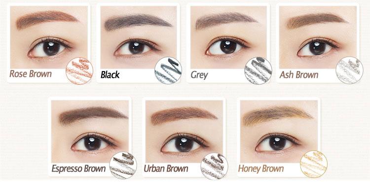 Beauty Box Korea Innisfree Auto Eyebrow Pencil 0 3g