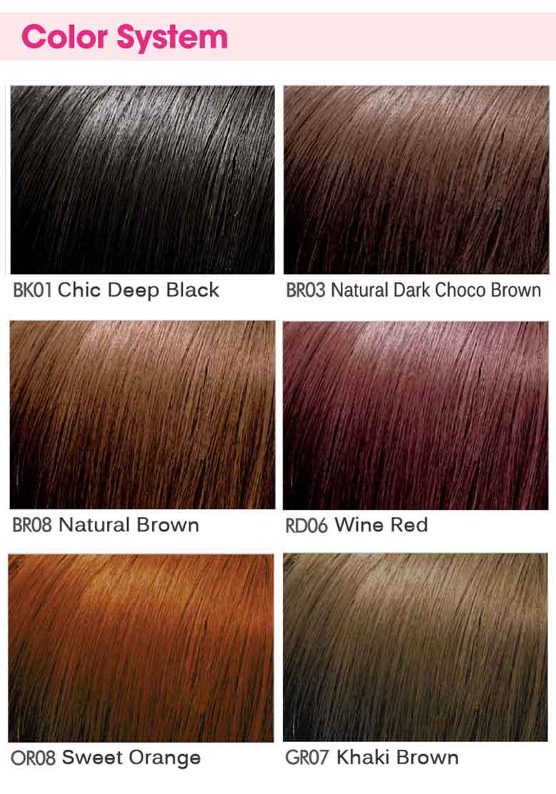 Etude House Bubble Hair Color Natural Brown Review Best Hair Color