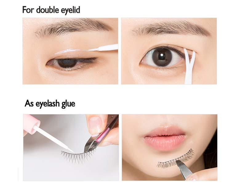 Beauty Box Korea Missha Salon De Lash Glue 5g Clear Best Price