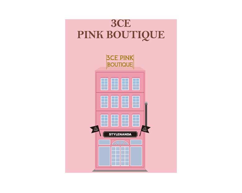 ผลการค้นหารูปภาพสำหรับ 3ce pink boutique set
