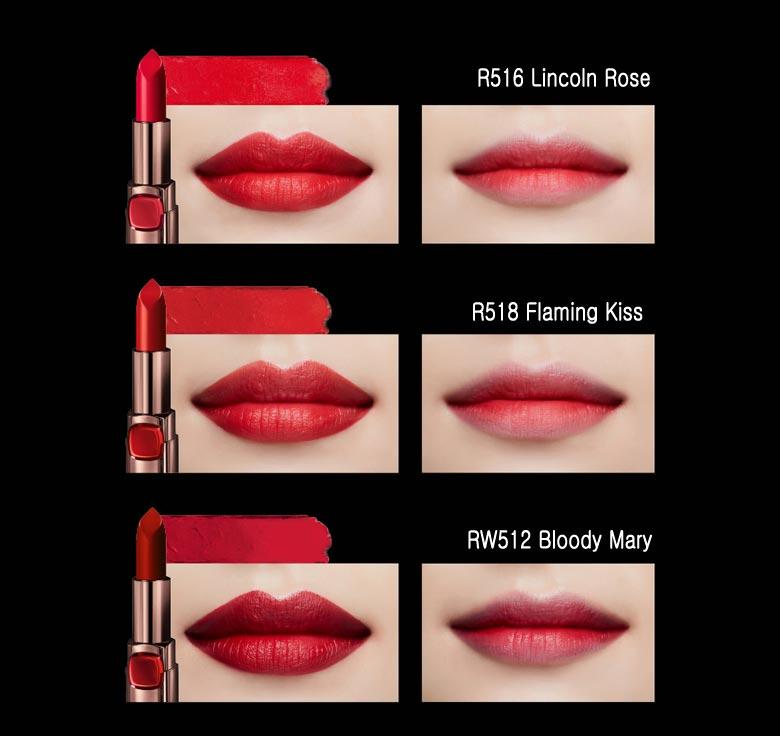Beauty Box Korea Loreal Paris Matte By Color Riche Lipstick 42g