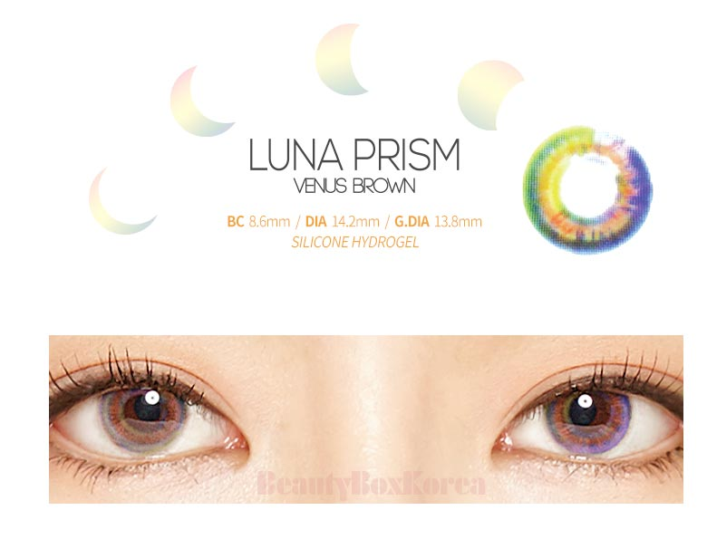 d93af20b489 LENS TOWN Luna Prism products are now available to pre-order. Orders will  be processed within 2-4 days unless otherwise stated in the product  description or ...
