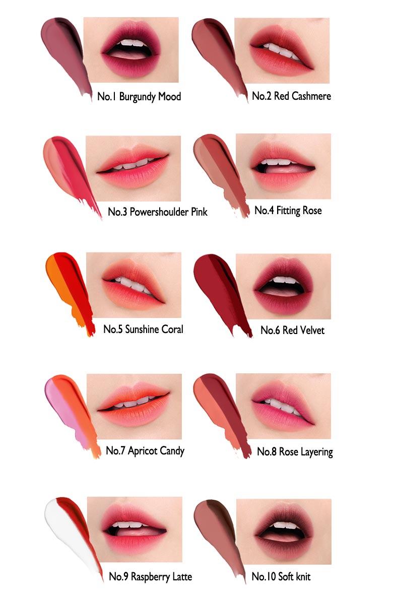Beauty Box Korea - LANEIGE Two Tone Matte Lip Bar 2g