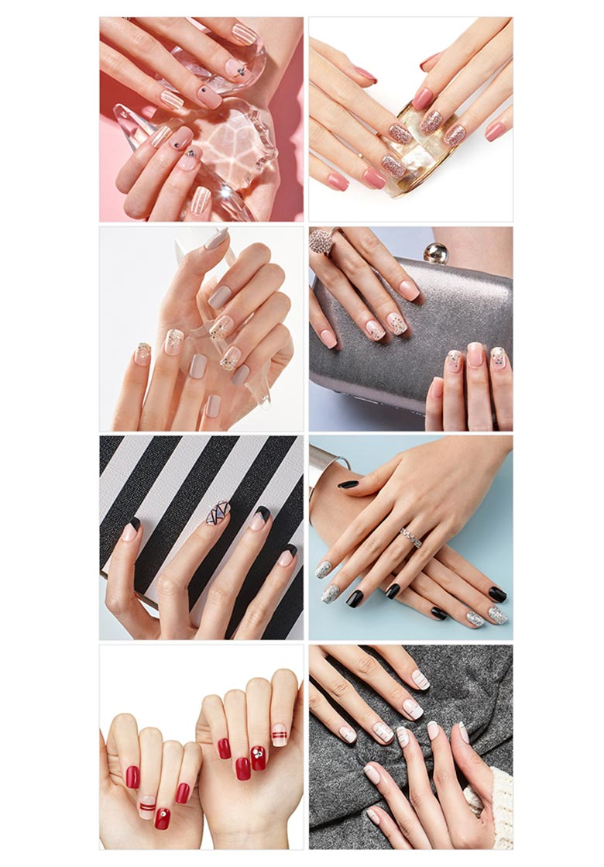 Beauty Box Korea - DASHING DIVA Magic Press Steady Full Set 8items ...