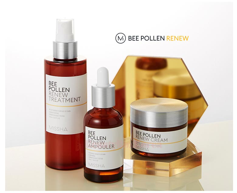 Bee Pollen Renew cream