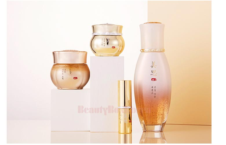 dae56ea4aadd Beauty Box Korea - MISSHA Misa Geum Sul Signature Gi Yun Set 4items ...