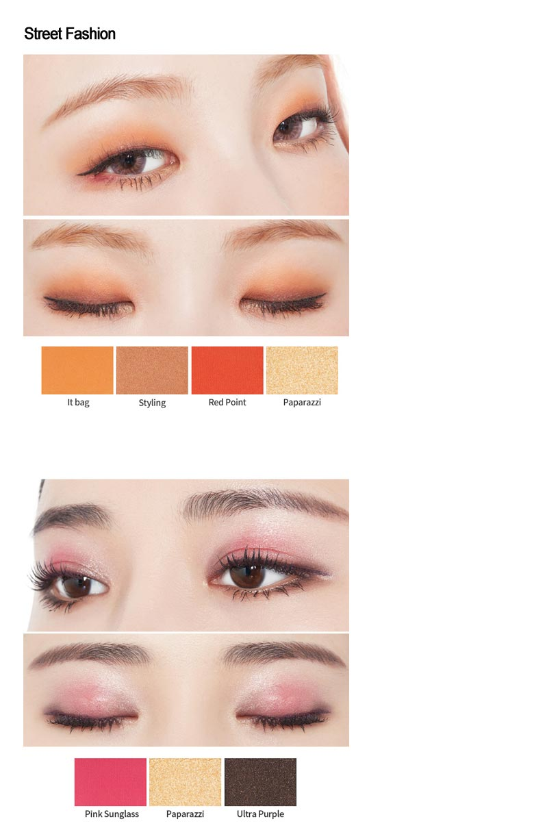 Beauty Box Korea Etude House Play Color Multi Palette 1g9 35g2 Eyes Cherry Blossom Natural And Soft Pearl For Real Makeup Look